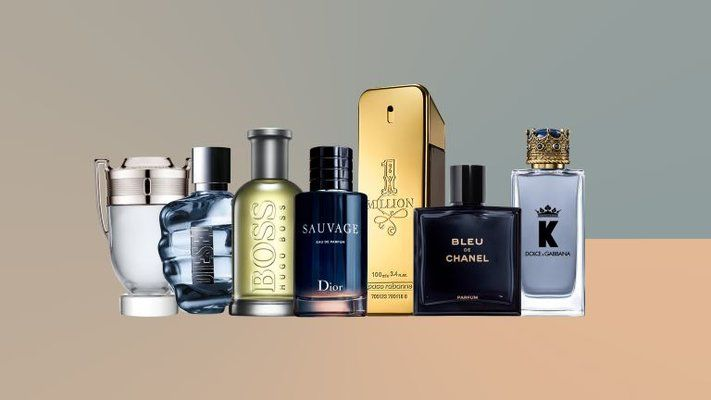 Best Selling Perfumes For Men UK