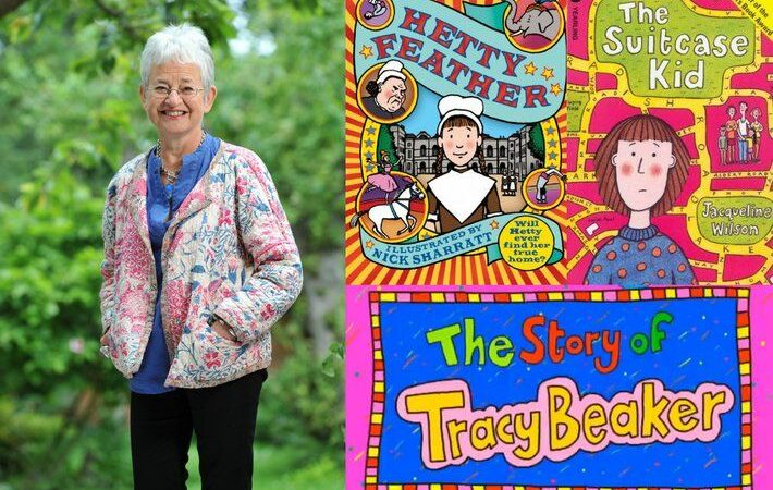 What is Jacqueline Wilson's Best Selling Book?